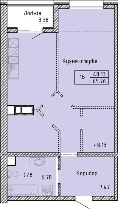 Апартаменты 1Б